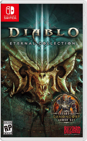 Diablo 3 eternal edition
